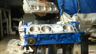 Valvetrain & AFR Heads Install (Vid 2 of 5) - How To 302/5.0 PERFORMANCE Top End Build