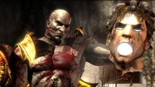 God of War 3 Finishing Moves [Best Quick Time Events]
