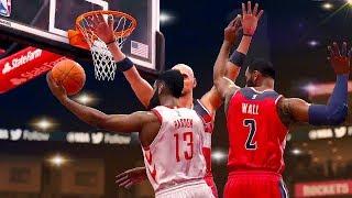 NBA Live 18 Cover Athlete JAMES HARDEN Trailer - FREE DEMO TOMORROW!