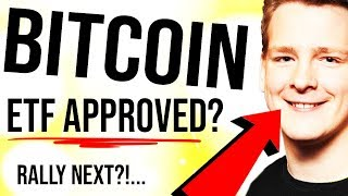 BITCOIN ETF APPROVED??! 😳 RALLY AHEAD? VanEck Truth, Norwegian Exchange