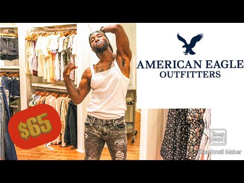 AMERICAN EAGLE FLEX JEANS REVIEW | TRY ON HAUL | WILL IT FIT | COME SHOP WITH ME |