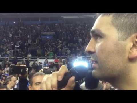 La despedida del más grande: Leo Gutiérrez