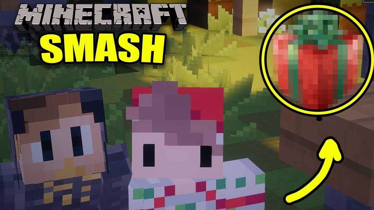 DAS BESTE WEIHNACHTSGESCHENK ! • SMASH! × Halbgötter - YouTube