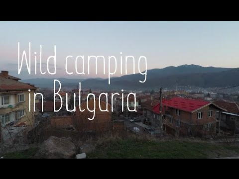 First encounter with a police ever while boondocking .... in Bulgaria!