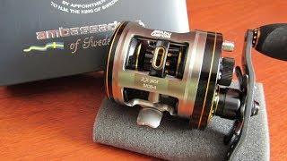 Катушка ABU Morrum ZX 3601 - после года рыбалок