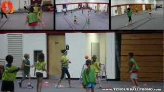 Why Tchoukball in Physical Education Class