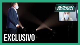 Exclusivo: Roberto Cabrini entrevista a jovem conhecida como 'Gatinha da Cracolândia'