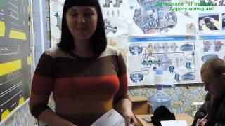 Вручение сертификата на прохождение бесплатного обучения Елене Лесняковой