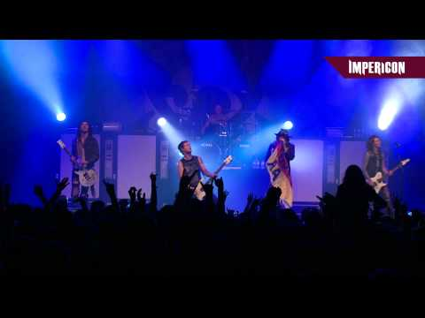 Asking Alexandria - Run Free (Official HD Live Video)
