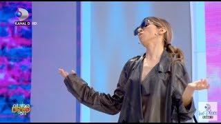 Bravo, ai stil! All Stars - Discutie aprinsa intre Iuliana si jurati in timpul momentului Silviei! Video