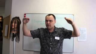 Как научиться делать СИММЕТРИЮ в стрижках