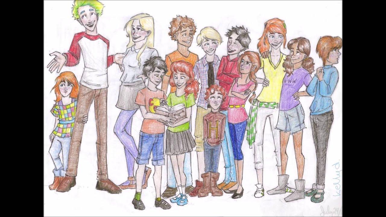 Harry Potter Fan art - YouTube