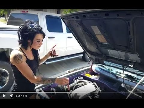 How to change your Engine Oil & Filter (with Gaia & Faye)