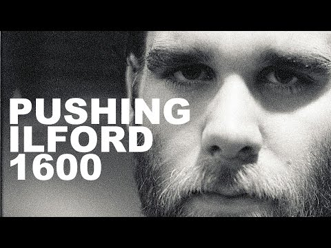 Pushing Ilford HP5 Film to ISO 1600 :: GOBS OF GRAIN!