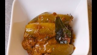 Bharli Tondli - Tindora masala maharashtrian dish - By Vahchef @ Vahrehvah.com