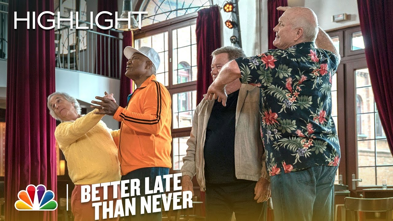 Download Better Late Than Never - Two Men, One Dance (Episode Highlight)