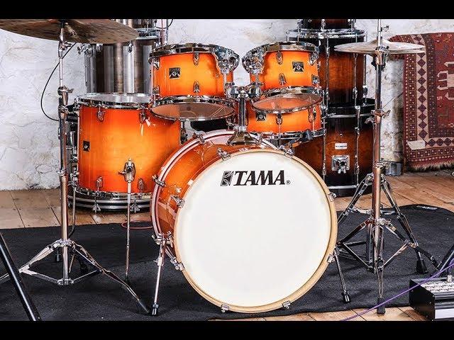 tama superstar classic maple kit