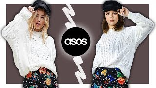 Ich teste 5 ASOS Outfits!