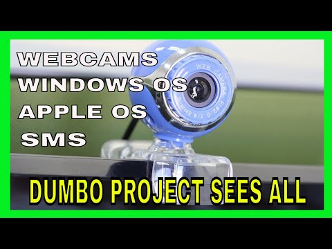 CIA DUMBO PROJECT CONTROLS WEBCAMS: NEW WIKILEAKS RELEASE
