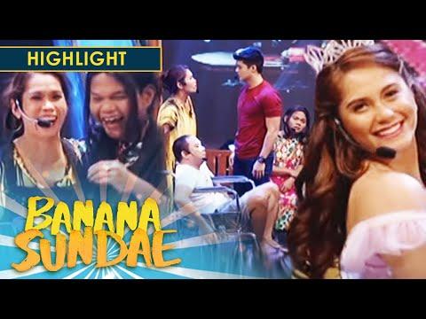 Banana Sundae: Rose's debut