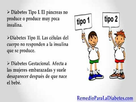 Diabetes Sintomas - YouTube