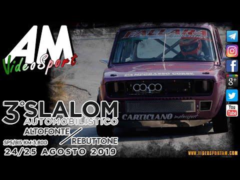 Fallara Agostino PSG 3° Slalom Altofonte Rebuttone HD