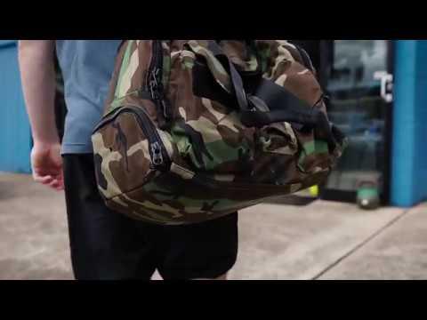 King Kong Duffle Bag The Wod Life