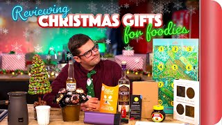 Reviewing Christmas Gifts For Foodies