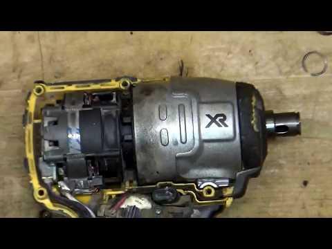 Easy fix! Dewalt DCF886 brushless impact driver anvil repair Fixing my dewalt impact driver chuck