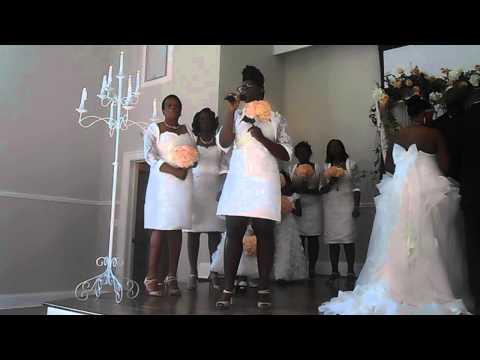 Tiffani James Singing Chrisette Michelle's Cover, Golden