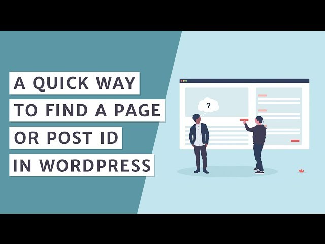 Tips to Help You Find Your WordPress Page and Post ID