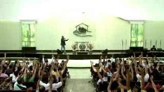Pr. Napoleão Falcão - 05/01/2014 - SETE PALAVRAS DE UM VERDADEIRO PENTECOSTES
