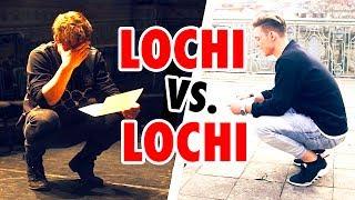 Lochi vs. Lochi Extrem - Wer kann sich mehr merken? | Die Lochis