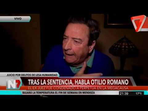 Otilio Romano: Nosotros tampoco la pasábamos bien durante la dictadura