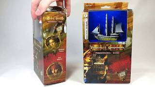 Pirates of the Caribbean Pocketmodel Game 2 Value Box Opening HMS Diamond Neptune CSG