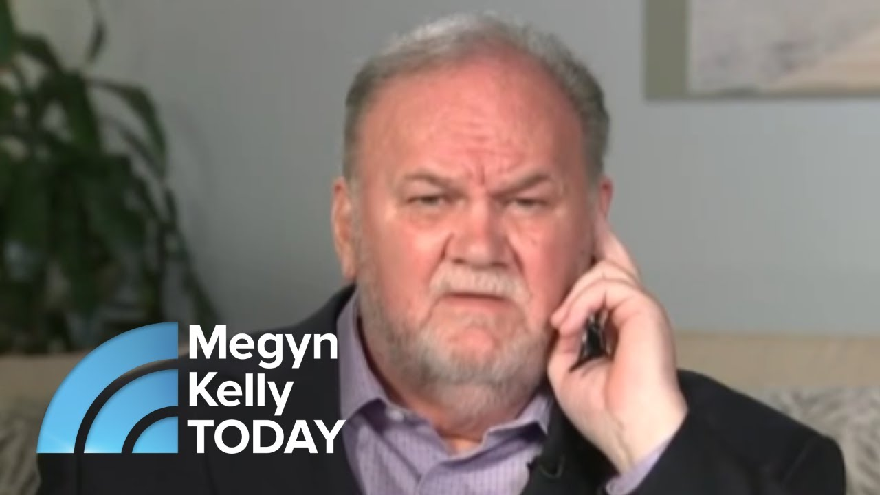 Duchess Of Sussex's Father Explains Why He Staged Paparazzi Photos | Megyn Kelly TODAY