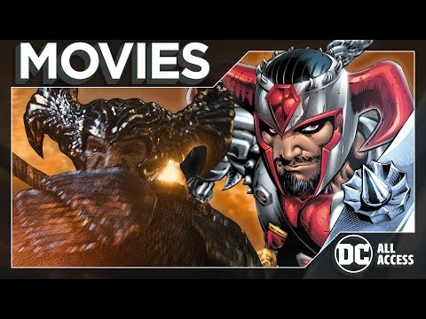 JUSTICE LEAGUE: Who Is Steppenwolf?