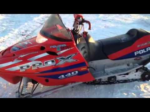 2003 Polaris Pro X 440