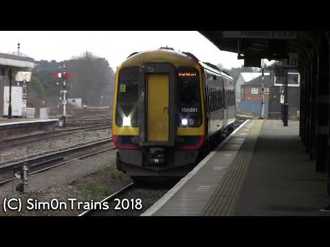 West Midlands Day Ranger (21st February 2018)