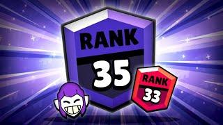 Mortis Push To Rank 35! - Reaching My Highest Rank! (Part 1)