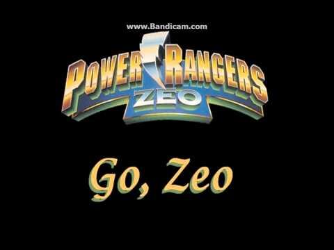 Power Rangers Zeo Lyrics