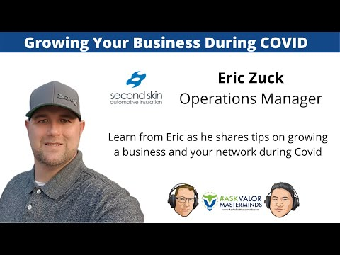 Learn How To Grow Your Business During a Pandemic