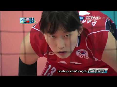 [HD]China Vs South Korea L Gold Medal Match L Volleyball At The 2014 Asian Games – Women