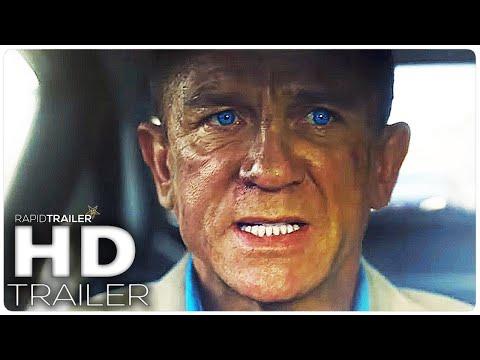 JAMES BOND 007: NO TIME TO DIE Official Trailer (2020) Daniel Craig, Rami Malek Movie HD