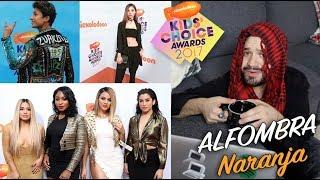 Kid Choice Awards 2017: Los PEORES y MEJORES vestidos // gwabir
