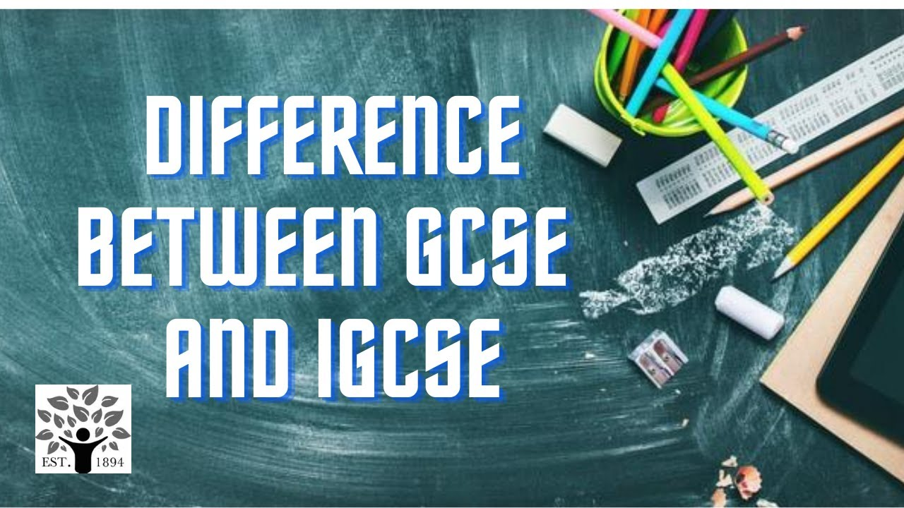 what is the difference between gcse and igcse