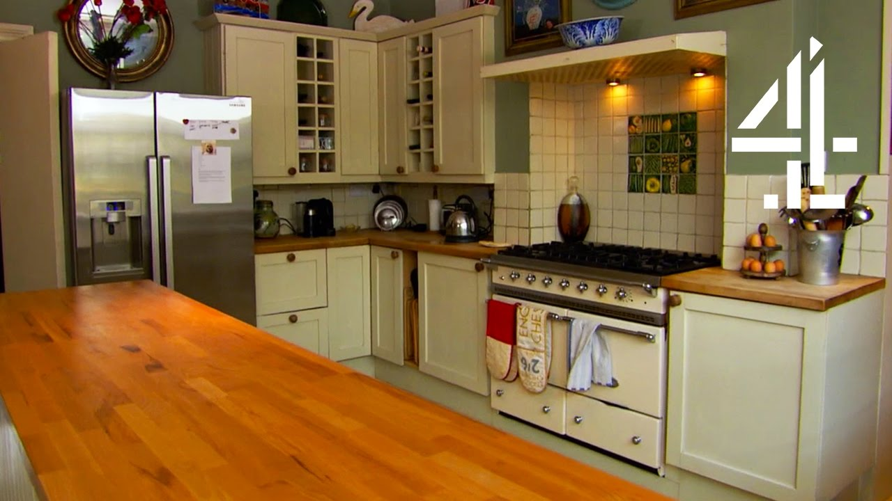 Perfect Kitchen Layout | Phil Spenceru0027s Perfect Kitchen   YouTube