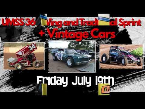 Red Cedar Speedway 2019 Schedule Release