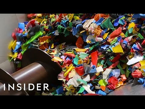 How Old Toys Are Recycled Into Furniture
