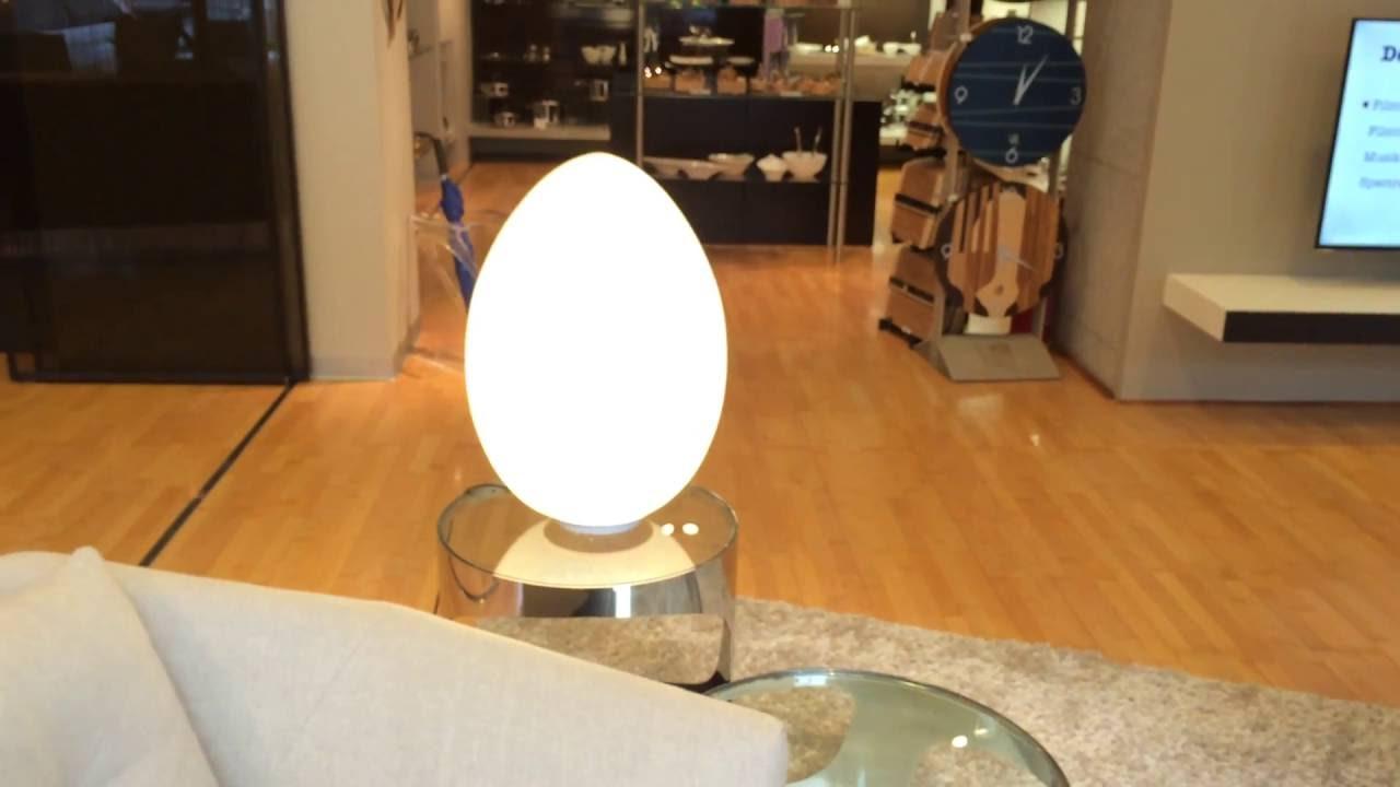 Lampada Uovo FontanaArte - Attanasio Arredamenti | Attanasio Shop ...